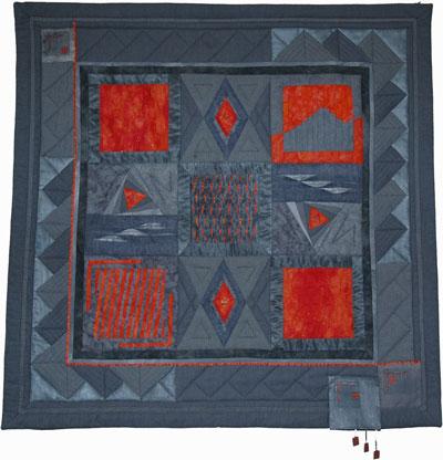 7. Nr.134 - Graphica - 95cm x 95cm - Frieda Abinet (60 p)