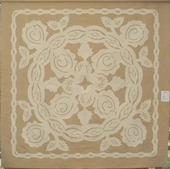 3. Nr. 5 - Rozen - 225cm x 225cm - Diane Verhaegen - Broechem - Antwerpen - 58 p.