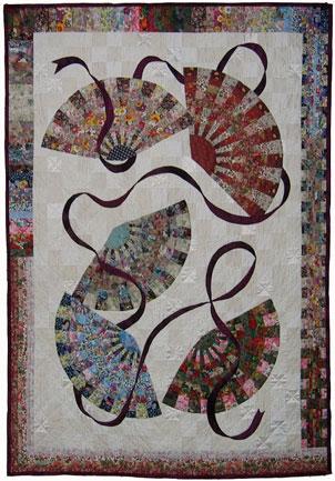 4. Nr.66 - Waaier fantasie - 130cm x185cm - Emilienne Lemaire - 64p