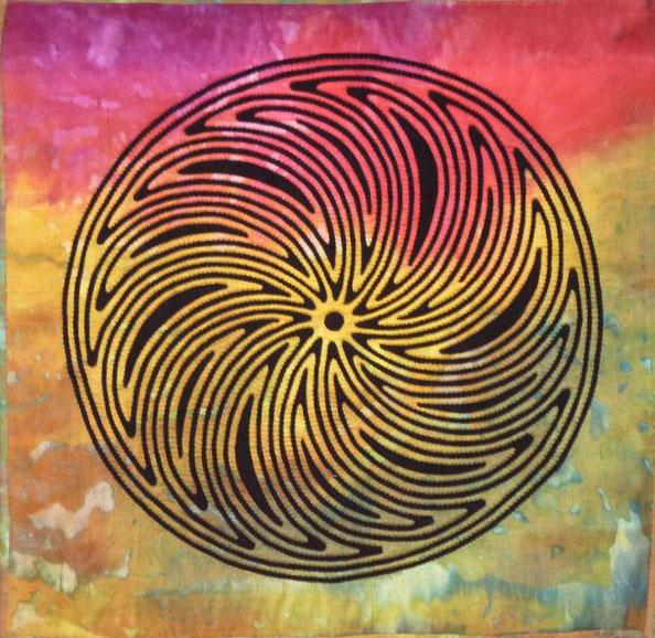 5. Nr.39 - Mandala 1 - Ana Galvez (54 p)
