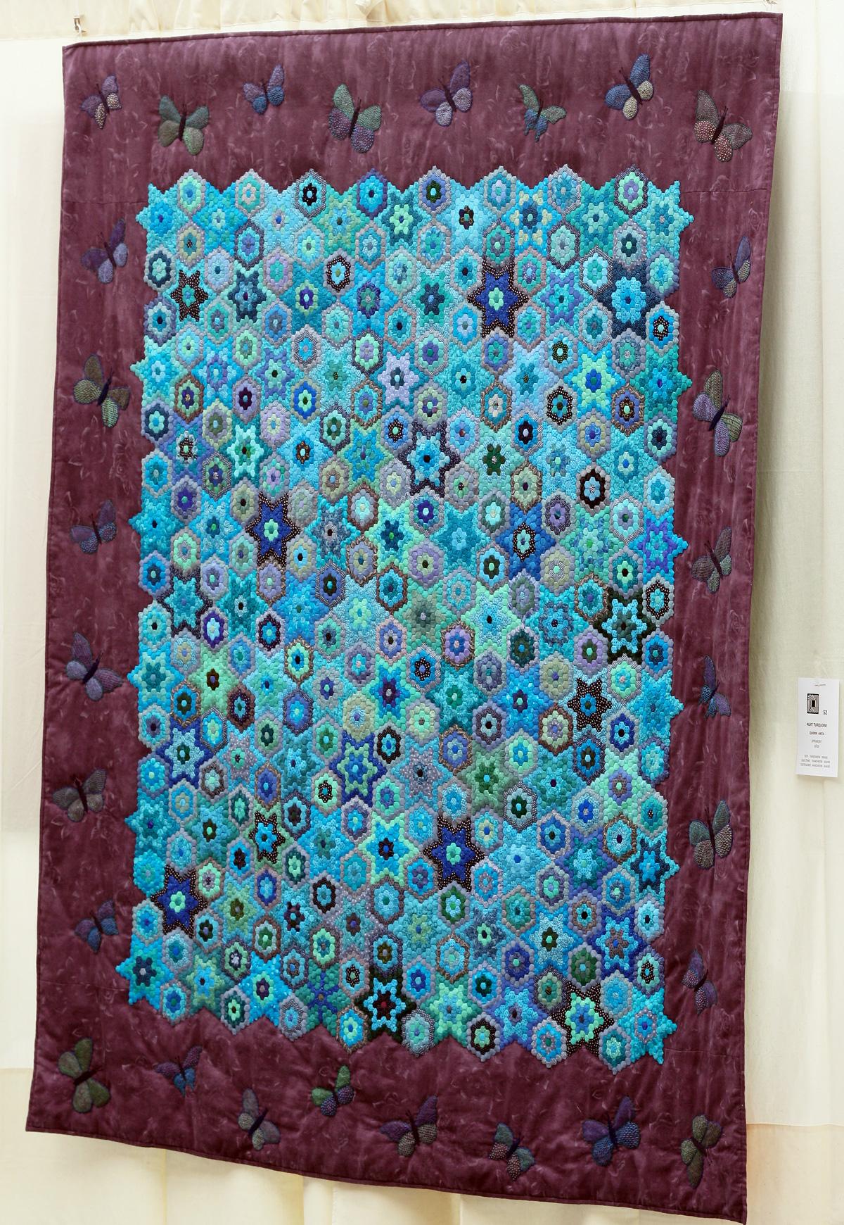 Anita Querin - Nuit Turquoise