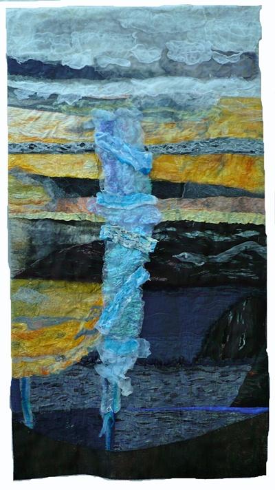 4. Nr. 48 - Surrealistisch Ijsland - 75cm x 125cm - Eliane Bruggeman - Oost-Vlaanderen - 79 p