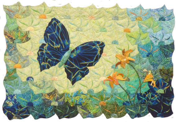 5. Nr. 88 - L'effet papillon - 170cmx130cm - Laurence Fauconnier - Hainaut - p73