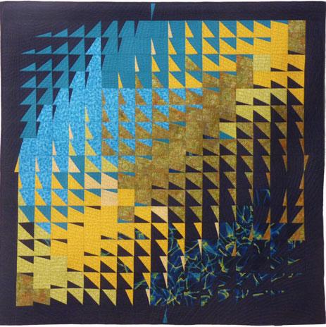 9. Nr. 19 - Magic Wave - 190cmx190cm - Simone Baetens - Oost-Vlaanderen - p45