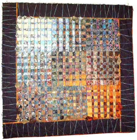4 - nr 7 - 69pt. The elements in motion - Viviane Deroover - Strombeek-Bever