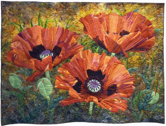 1. Nr. 58 - Au jardin d'Alice - 170cmx130cm - Annik Wiard – Namur - p273