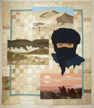 8 - nr 85 - 65pt. Imilchil, de kleuren van de woestijn - Nicole Glorie, Bonheiden