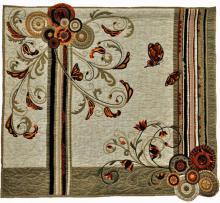 8. Nr. 26 - L'effet papillon - 120cmx120cm - Sylvie Hoffmann - Hainaut - p49