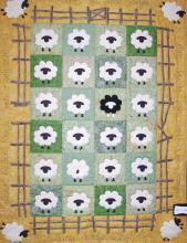 1 Zwart, 1 Dom, 4 Zotte en 22 Brave schapen, Lea Michiels