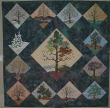 4 - nr 23 - 79pt. Times and Seasons - Lutgarde Verkinderen, Lommel